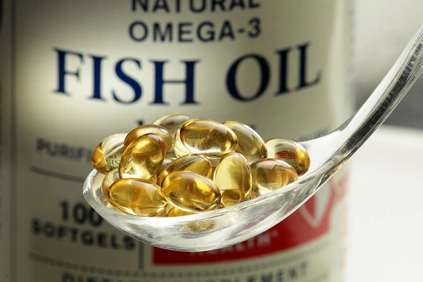 Food matters homeopath and nutrition life stages holistics for Fish oil for cooking